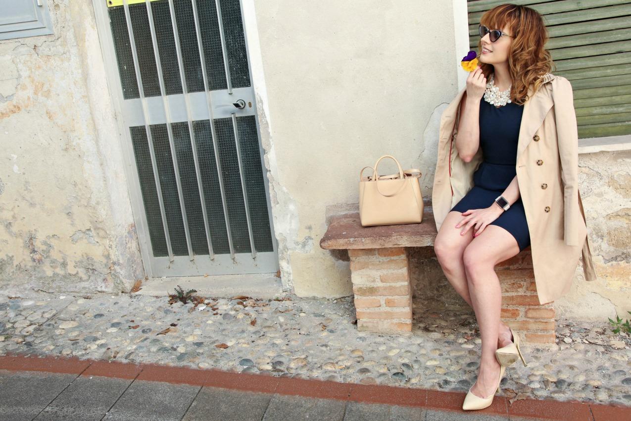 Storie di blu e raggi di sole, alessia milanese, thechilicool, fashion blog, fashion blogger