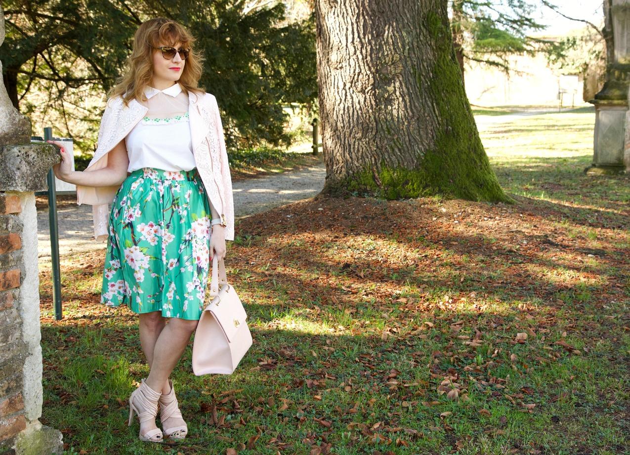 Primavera e note di tempo che scorre, alessia milanese, thechilicool, fashion blog, fashion blogger