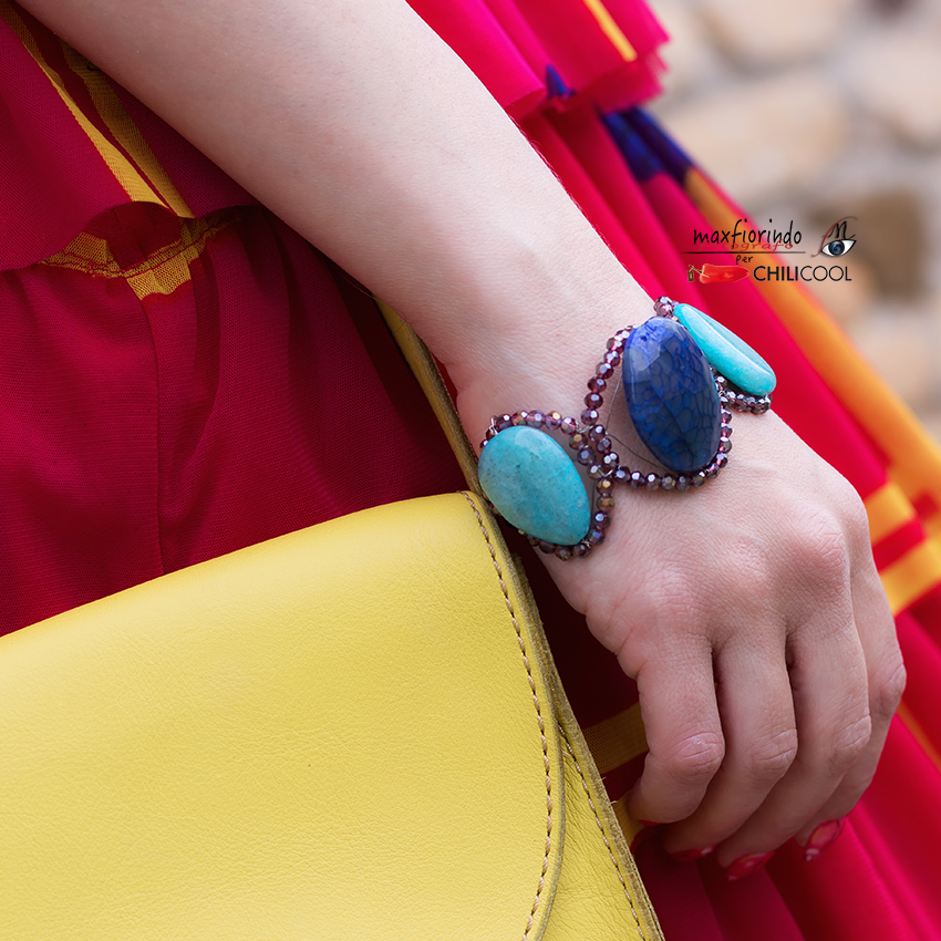 Di rosso, e di giallo. E forse anche di azzurro, e non solo nel cielo., alessia milanese, thechilicool, fashion blog, fashion blogger, princesse metropolitaine