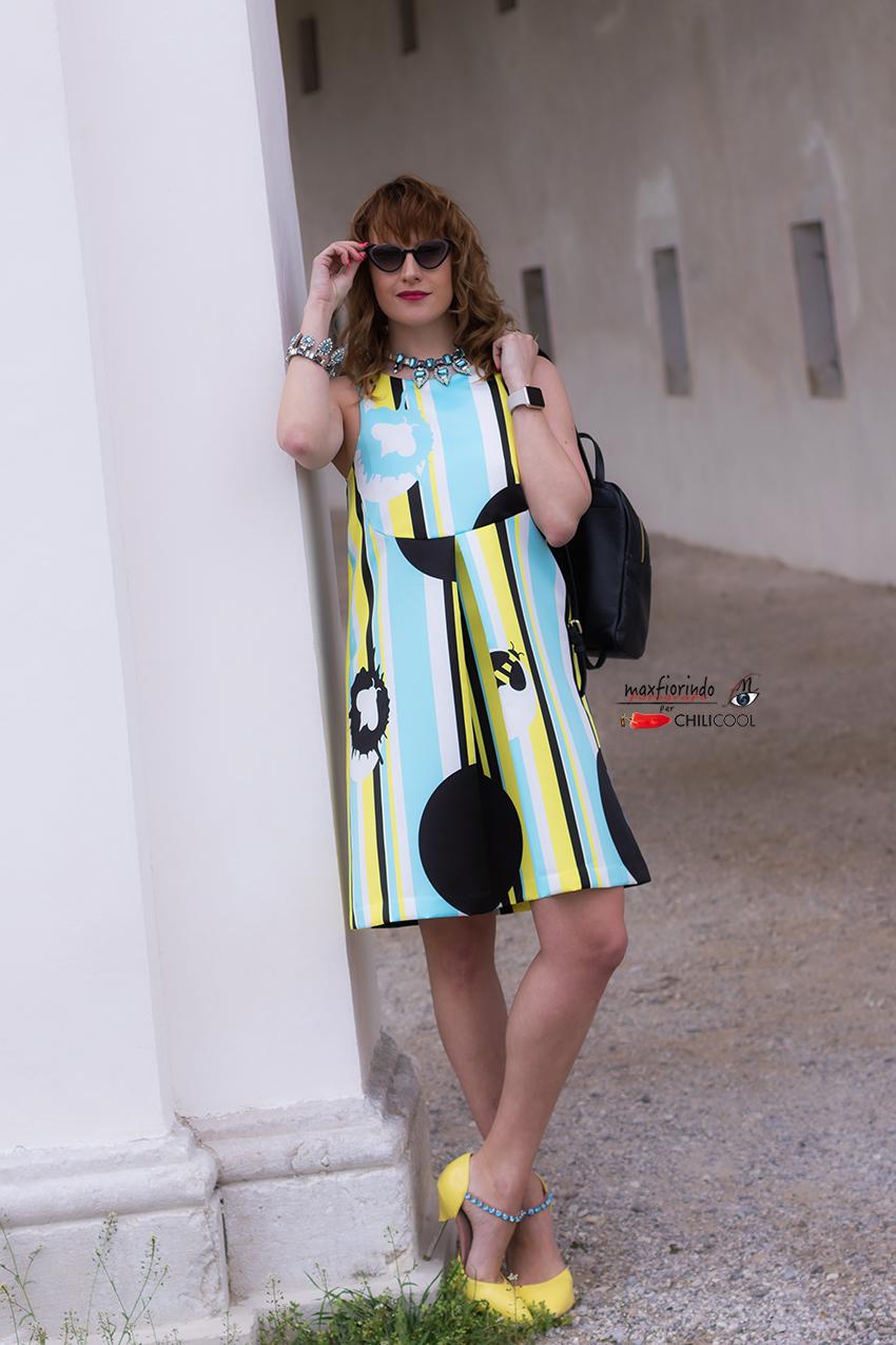 Tramonti, consapevolezze ed il sole sui miei abiti, alessia milanese, thechilicool, fashion blog, fashion blogger, princesse metropolitaine