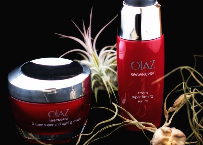 Chili Beauty: Olaz Regenerist 3 Zone Serum & Anti Ageing Cream, alessia milanese, thechilicool, beauty blog, beauty blogger
