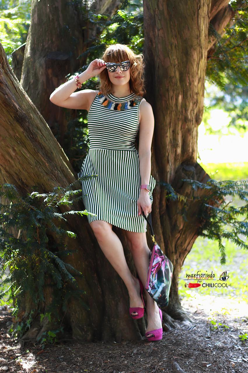 Righe, desideri ed il cielo di Aprile, alessia milanese, thechilicool, fashion blog, fashion blogger