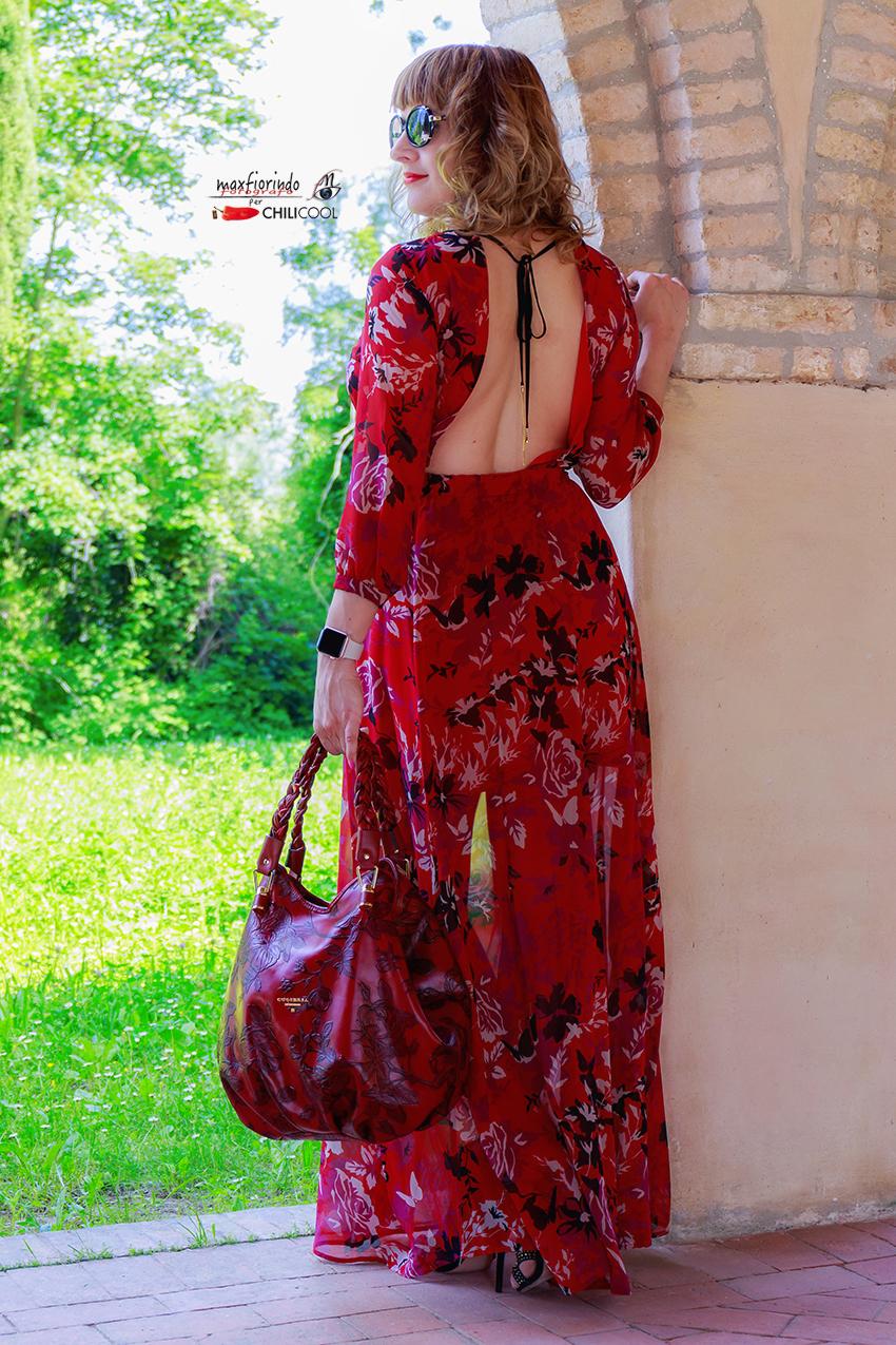 Red fairy tale: la favola di Cuoieria Fiorentina, alessia milanese, thechilicool, fashion blog, fashion blogger