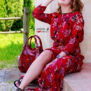 Red fairy tale: la favola di Cuoieria Fiorentina, alessia milanese, thechilicool, fashion blog, fashion blogger
