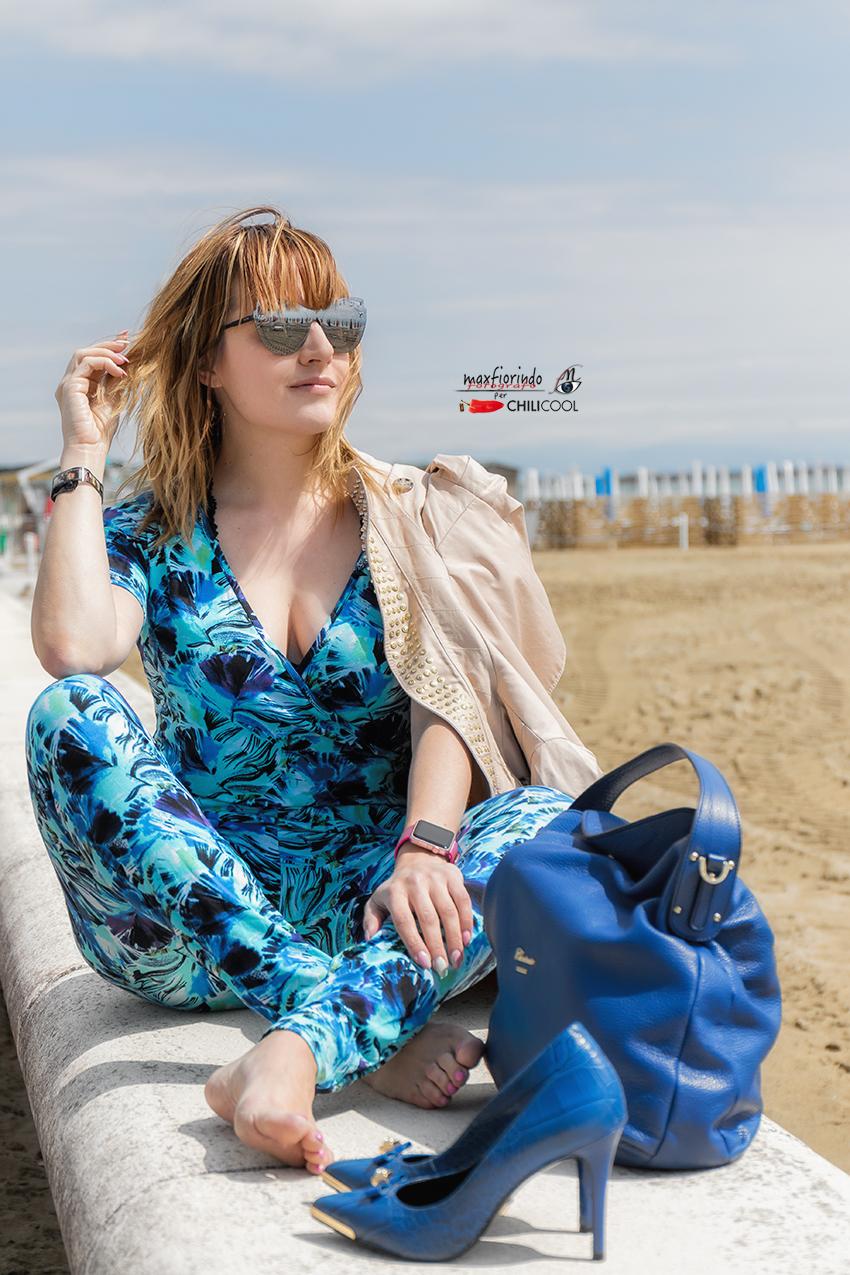 Storie di mare, di sole e d'azzurro, alessia milanese, thechilicool, fashion blog, fashion blogger