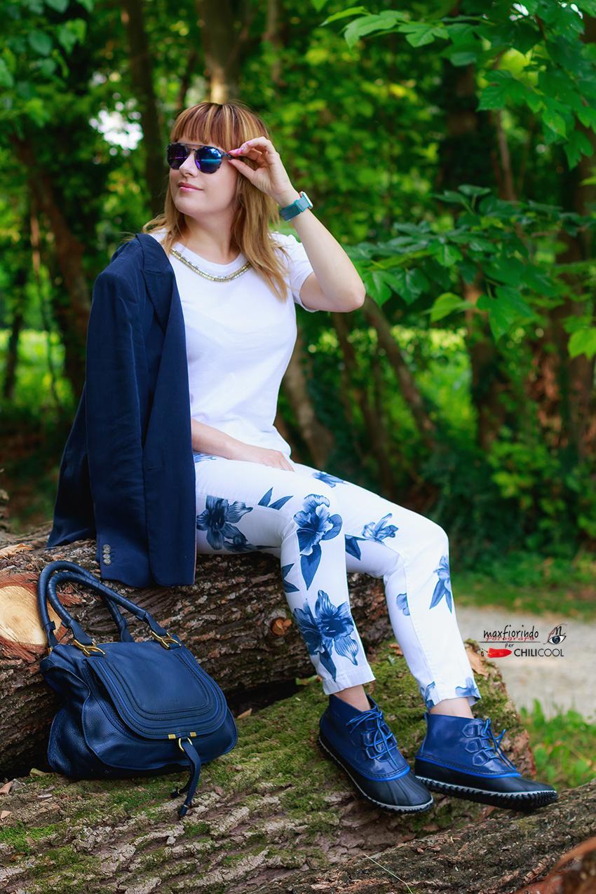 Fiori, una montagna di sogni ed il mare, alessia milanese, thechilicool, fashion blog, fashion blogger
