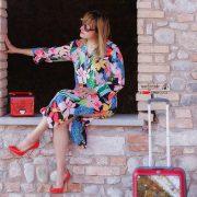 Tempo che fugge, sorrisi al sole e valigie per i sogni, alessia milanese, thechilicool, fashion blog, fashion blogger, #ioviaggioconstileetu helene battaglia