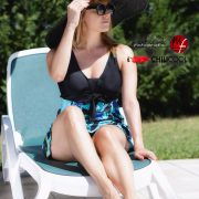 Leggerezza ed un cappello a donare mistero laddove è solo poesia. Favola d'estate, alessia milanese, thechilicool, fashion blog, fashion blogger