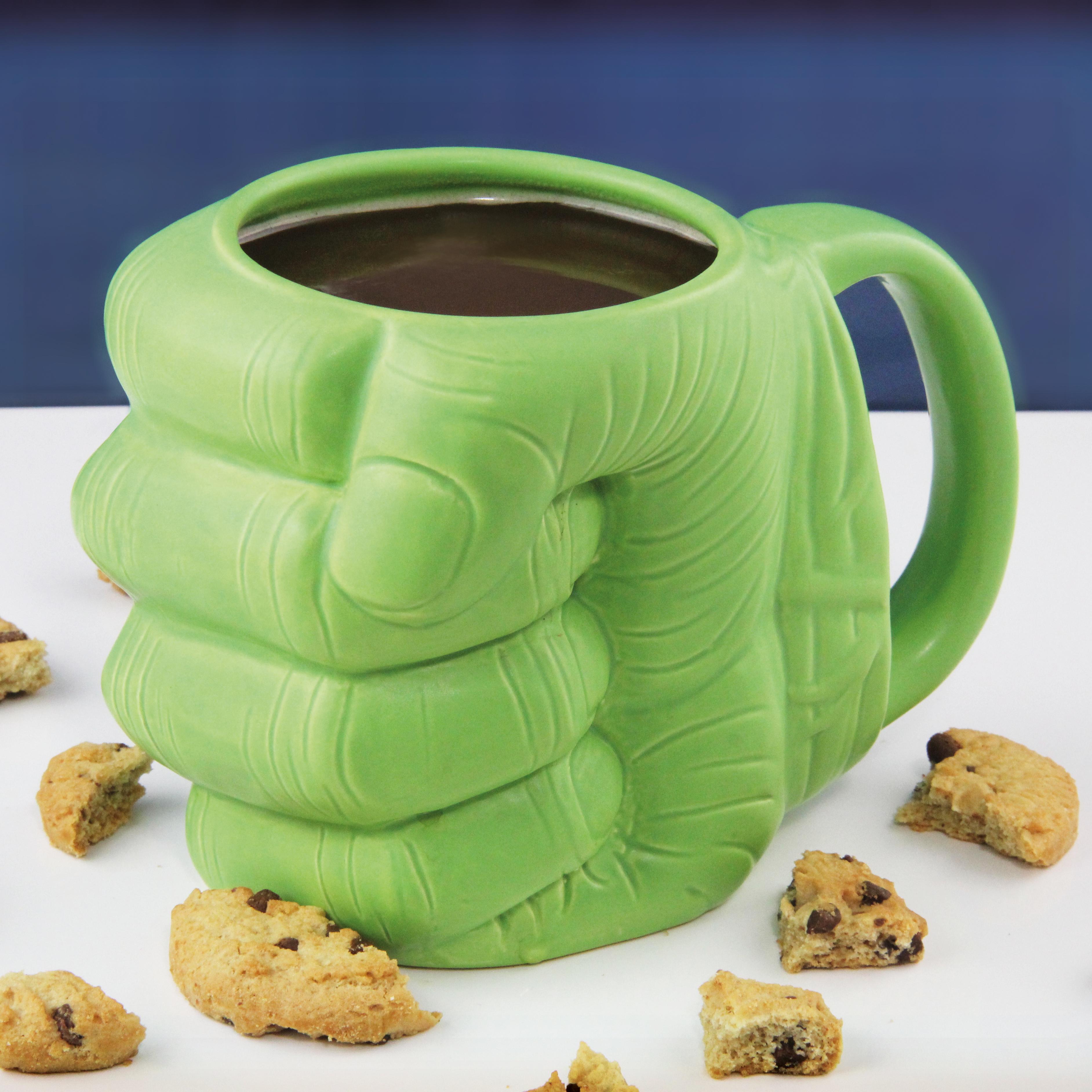 Mug pugno di Hulk