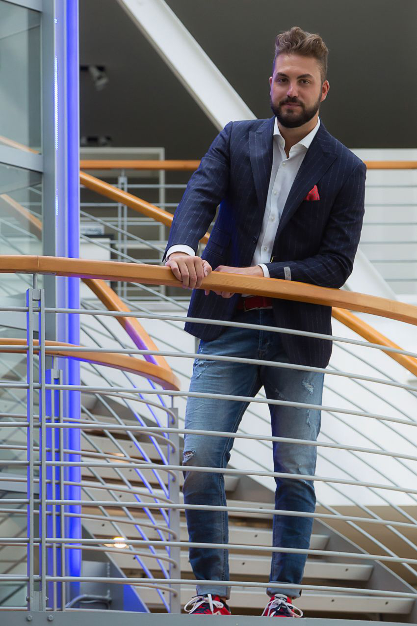 Moda uomo  dall outfit elegante al look casual - TheChiliCool ... a261af8567a