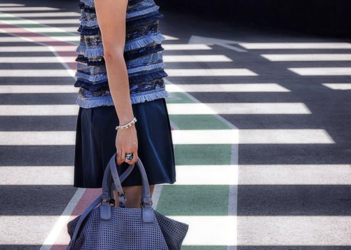 #ChiliOutfit: nel blu, e nelle righe che delimitano un sogno dal cielo, alessia milanese, thechilicool, fashion blog, fashion blogger , villaverde resort spa golf fagagna