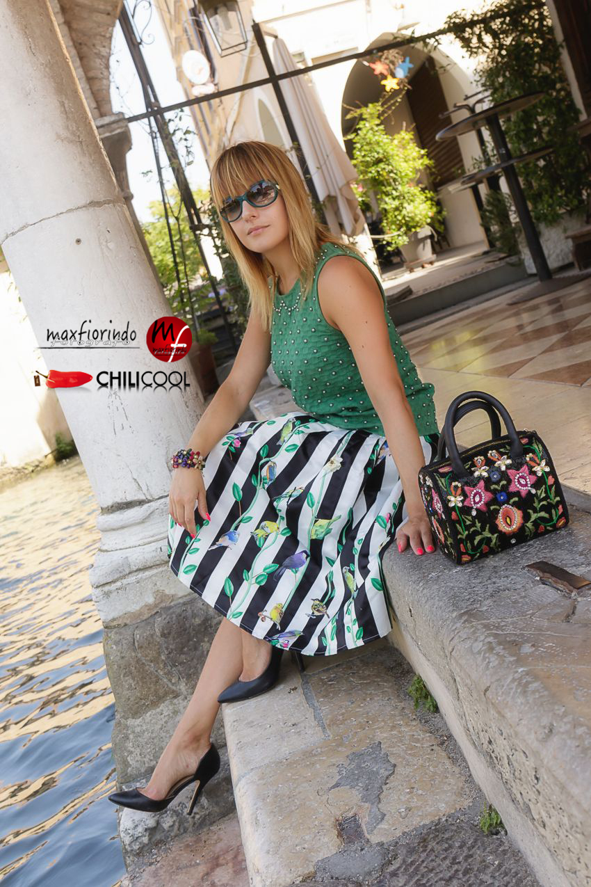 Storie d'estate fra le righe, alessia milanese, thechilicool, fashion blog, fashion blogger