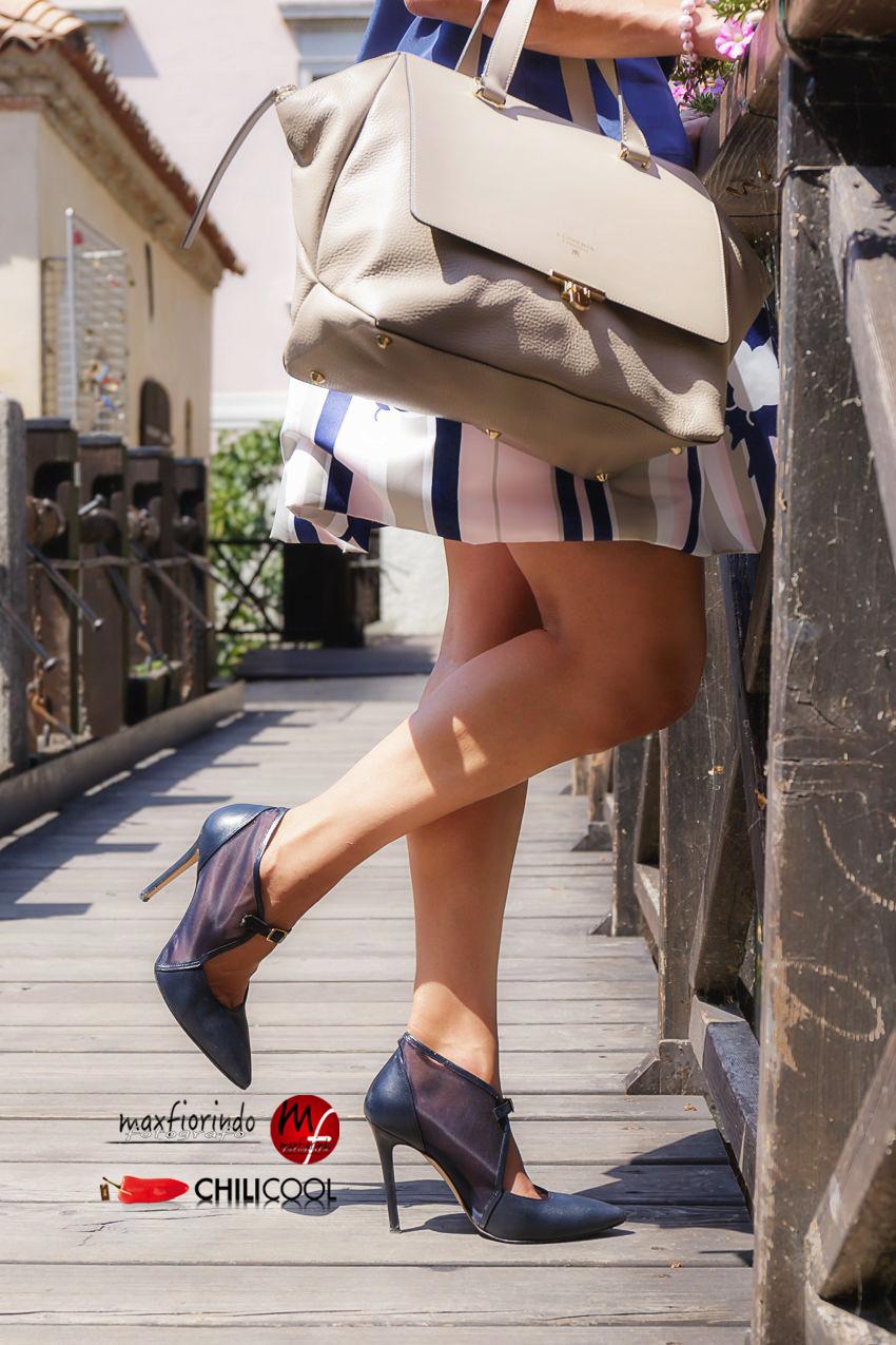 Nel blu dei giorni di Agosto, alessia milanese, thechilicool, fashion blog, fashion blogger