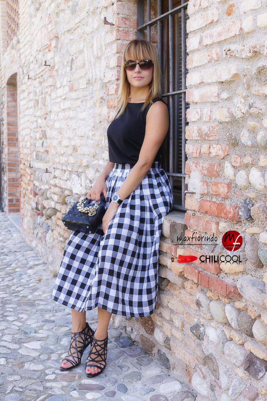 Di sogni in bianco e nero, alessia milanese, thechilicool, fashion blog, fashion blogger