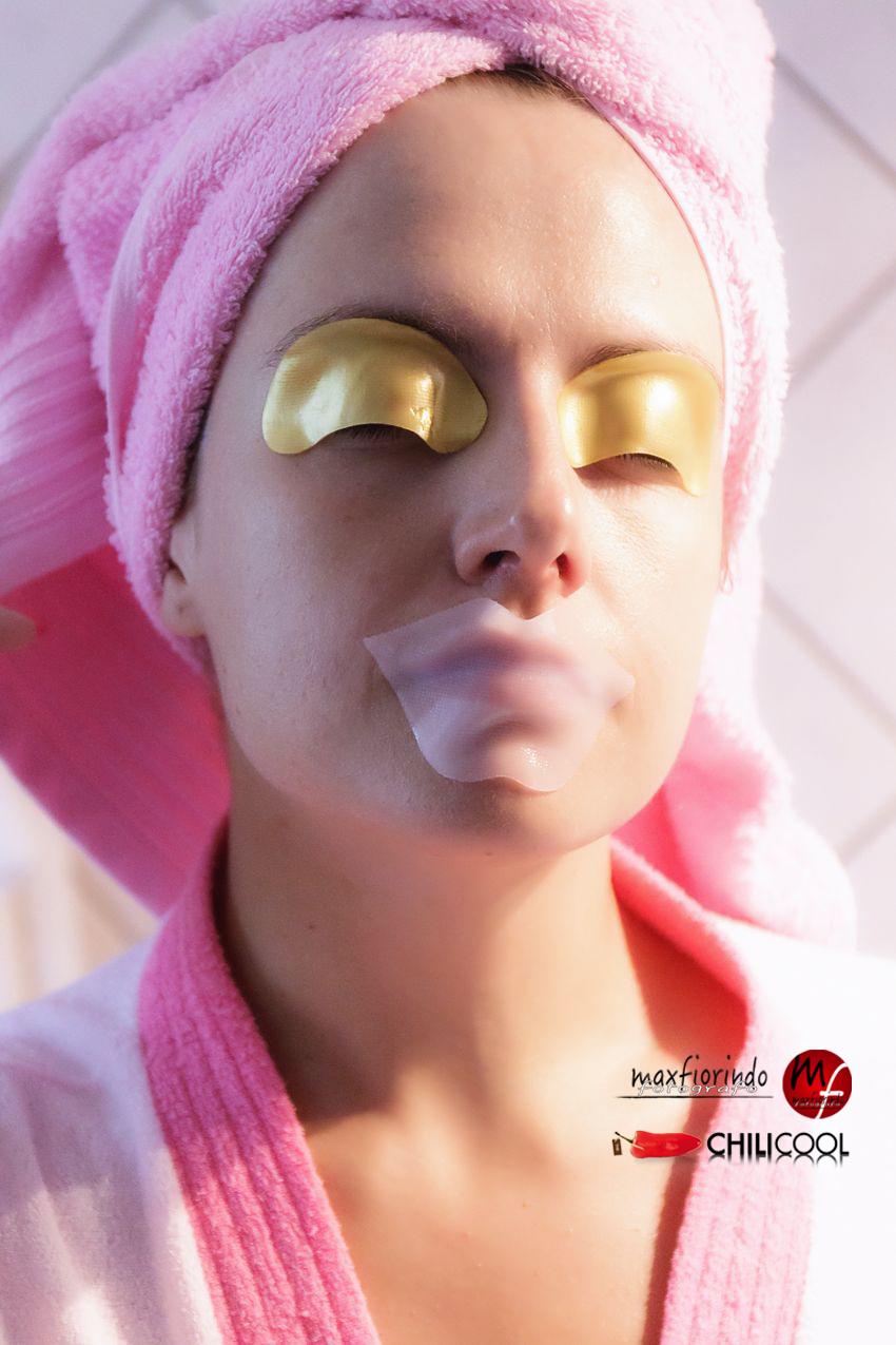 3ina maschere: bellezza a prova di amore, alessia milanese, thechilicool, beauty blog, beauty blogger