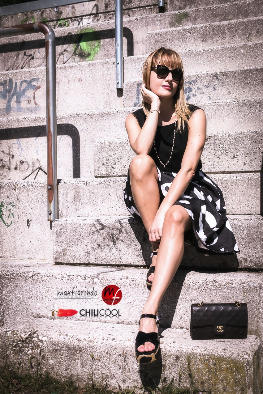 Del nero, e di altri demoni, alessia milanese, thechilicool, fashion blog, fashion blogger , luca barra