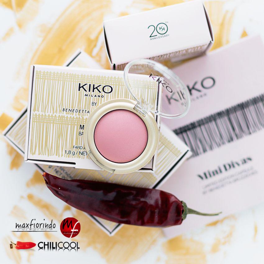 Kiko Mini Divas By Benedetta Bruzziches: la seduzione preziosa, alessia milanese, thechilicool, fashion blog, fashion blogger