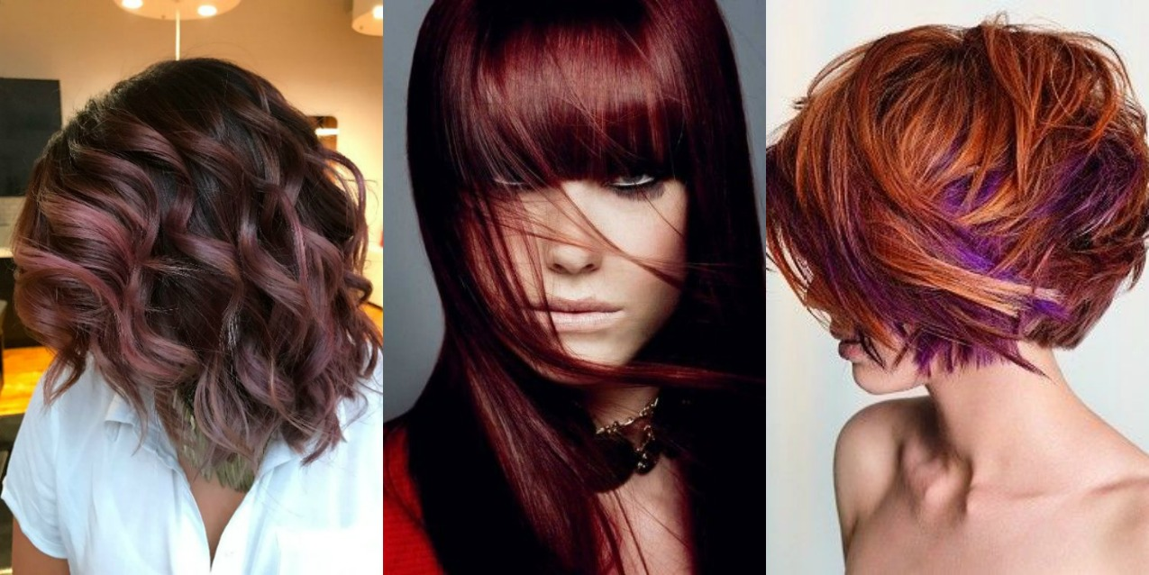 Molto Capelli rosso mogano tendenza inverno - TheChiliCool Fashion Blog  BD83