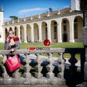 Storie di rosso nella quiete del mezzogiorno, alessia milanese, thechilicool, fashion blog, fashion blogger , borse fosca firenze