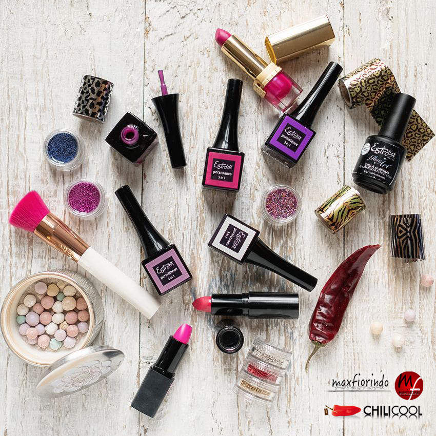 #ChiliBeauty: il viaggio nel colore di Estrosa, alessia milanese, thechilicool, beauty blog, beauty blogger