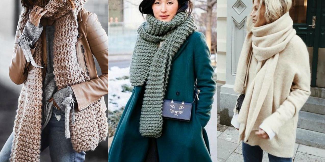 #ChiliFashion: dieci modi per indossare la sciarpa con stile e comodità, alessia milanese, thechilicool, fashion blog, fashion blogger, chili guide
