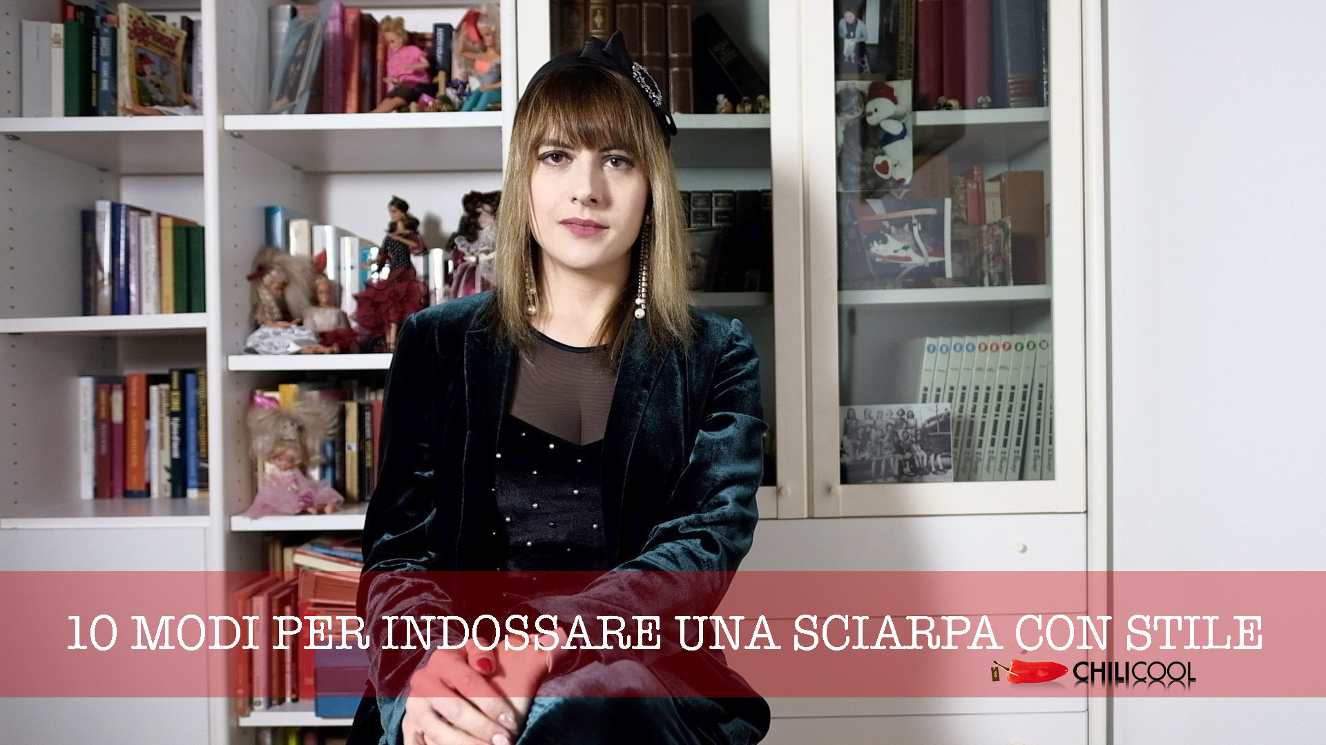 #ChiliFashion: dieci modi per indossare la sciarpa con stile e comodità, alessia milanese, thechilicool, fashion blog, fashion blogger, chili guide