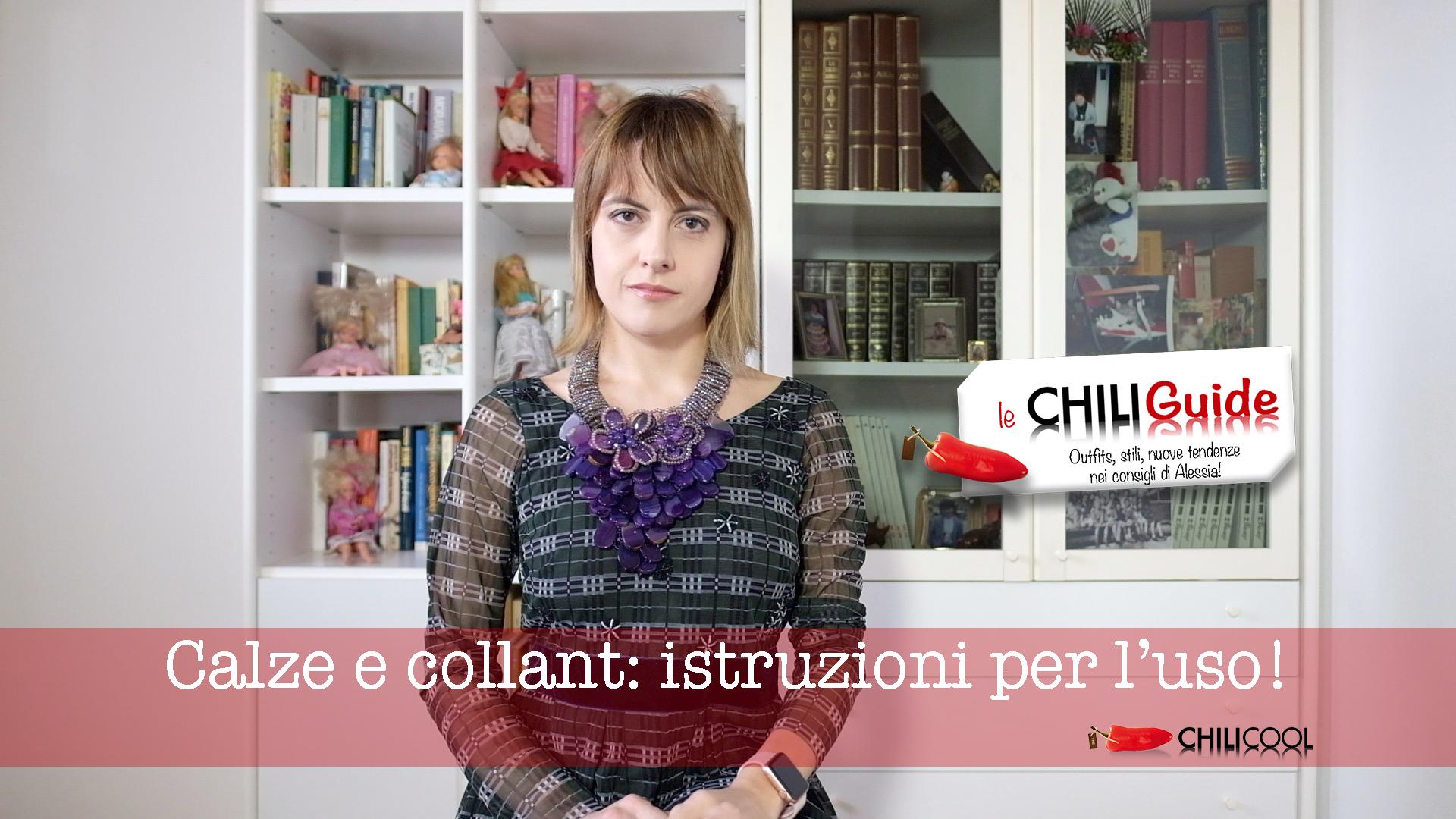 #ChiliGuide: calze e collant, istruzioni per l'uso, alessia milanese, thechilicool, fashion blog, fashion blogger