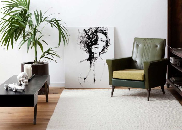 Casa di design ispirazine tappeti Sukhi