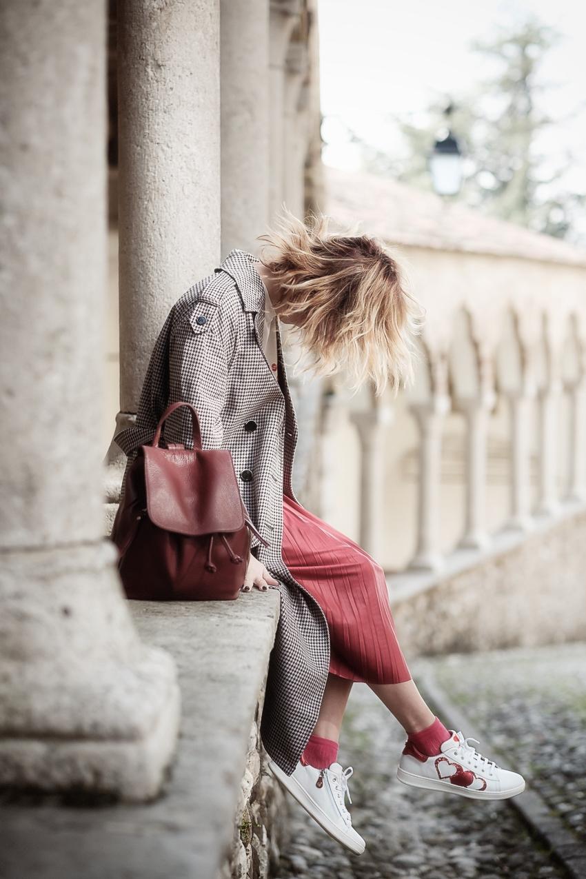 #ChiliOutfit: storie di rosso, fra le pieghe di una vita, alessia milanese, thechilicool, fashion blog, fashion blogger, amazon fashion eu