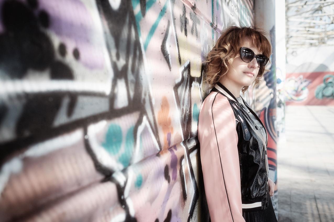#ChiliOutfit: nel rosa del cielo d'Aprile, alessia milanese, thechilicool, fashion blog, fashion blogger, amazon moda