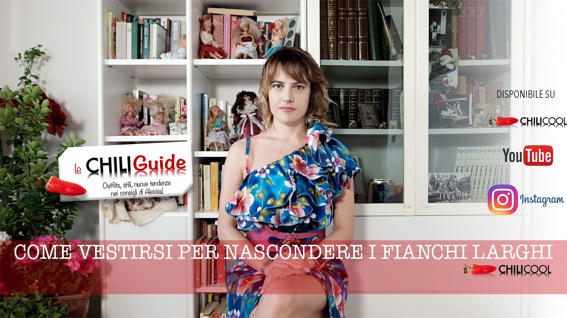 #ChiliGuide: come vestirsi per nascondere i fianchi larghi, alessia milanese, thechilicool, fashion blog, fashion blogger