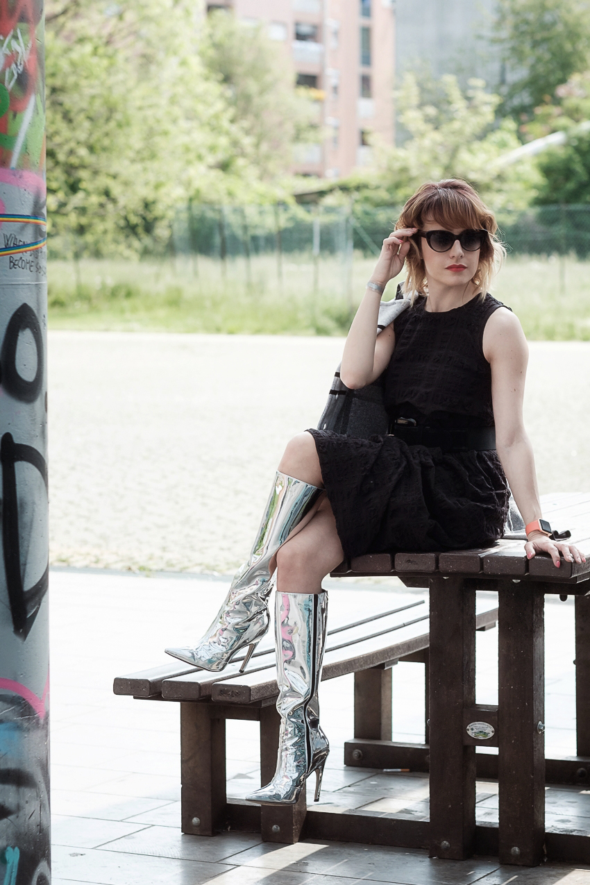 #ChiliOutfit: sguardi, obiettivi e strade nei sogni,alessiamilanese, thechilicool, fashion blog, fashion blogger