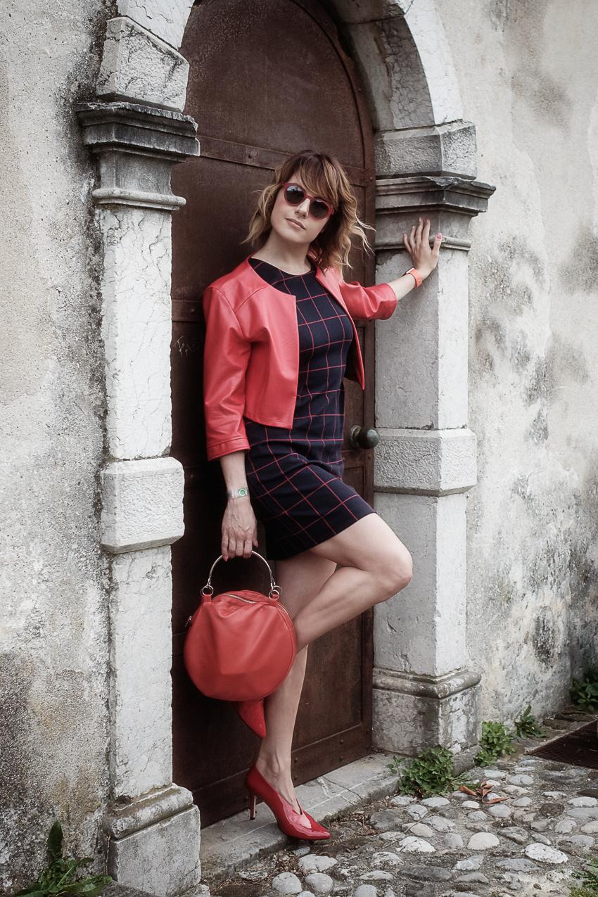 #ChiliOutfit: storie di rosso e di tempo fra le dita, alessia milanese, thechilicool, fashion blog, fashion blogger