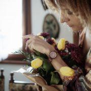 orologi abaeterno collezione flora, alessia milanese, thechilicool, fashion blog, fashion blogger