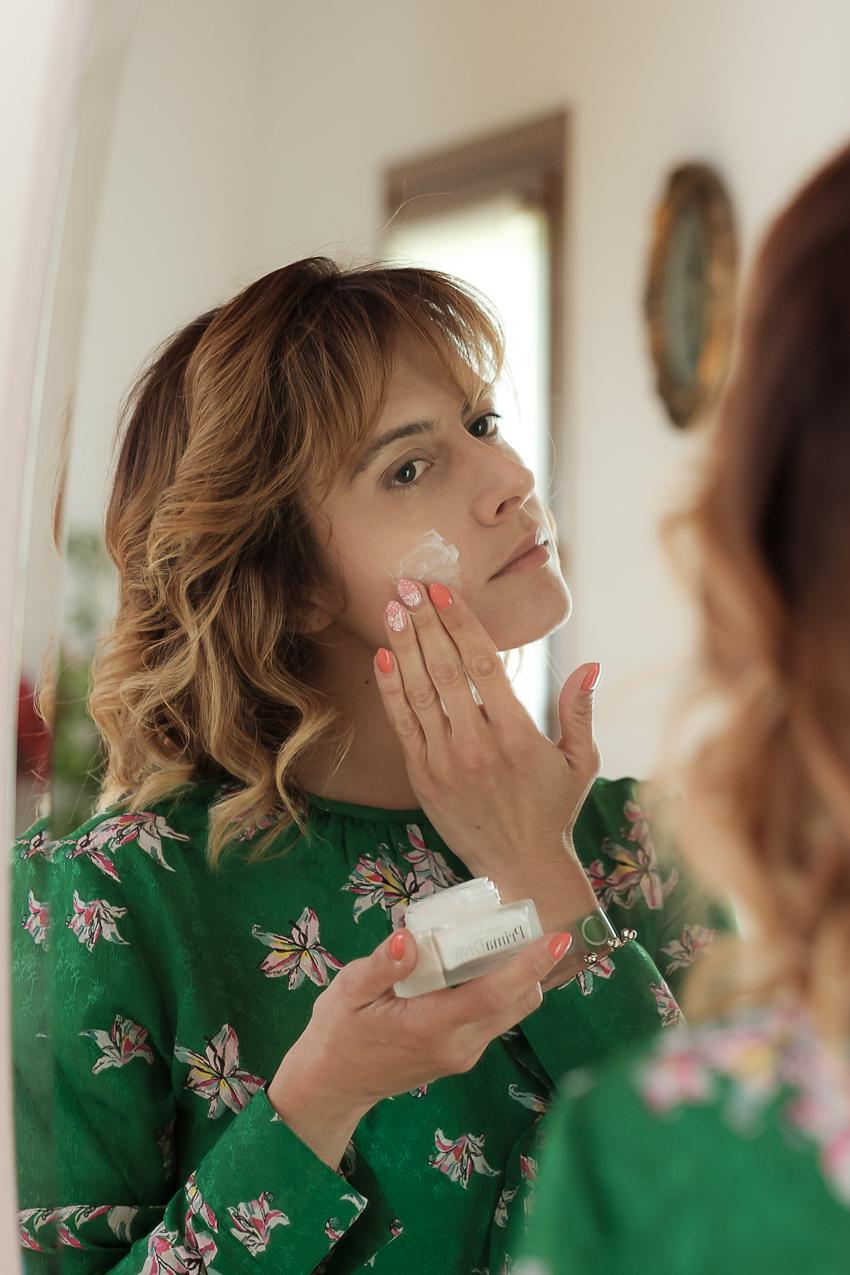 Pelle a prova di bellezza: Prima Diva siero e crema, alessia milanese, thechilicool, fashion blog, fashion blogger