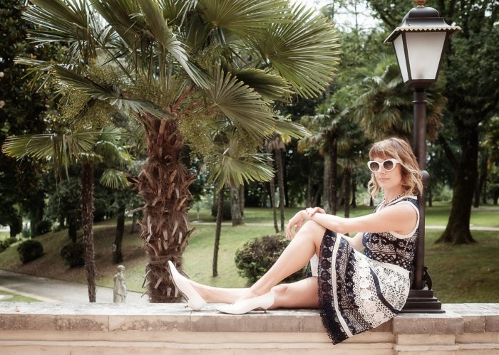 #ChiliOutfit: come abbinare il blu d'estate? Con il bianco!, alessia milanese, thechilicool, fashion blog, fashion blogger , princesse metropolitaine