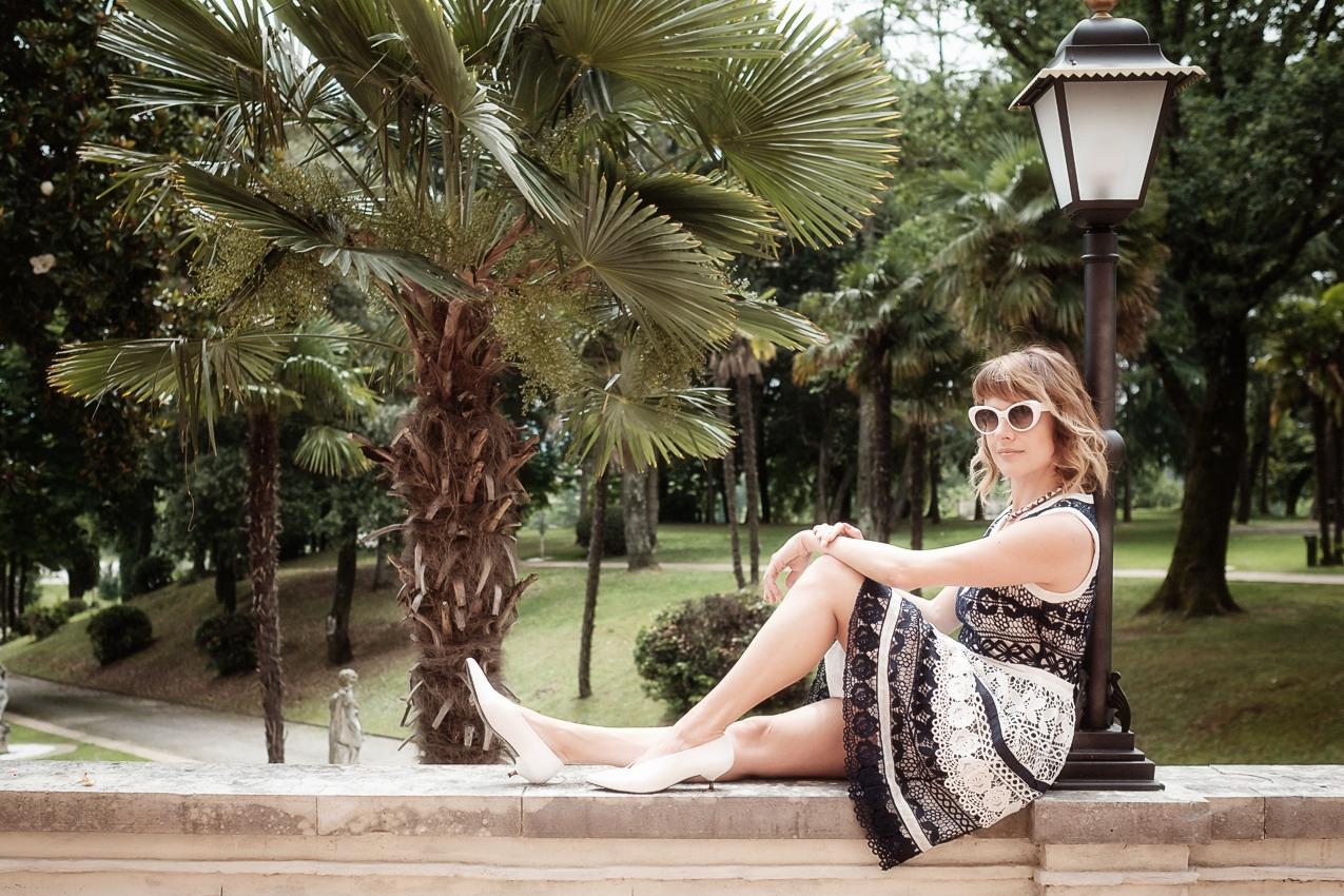 #ChiliOutfit: come abbinare il blu d'estate? Con il bianco!, alessia milanese, thechilicool, fashion blog, fashion blogger , princesse metropolitaine
