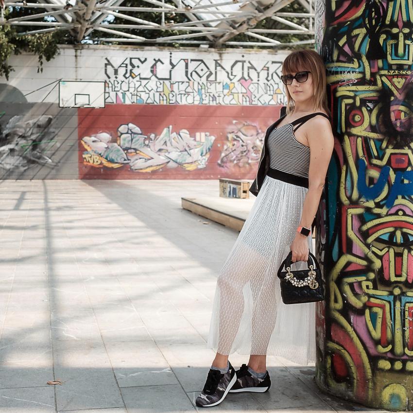 Come abbinare le sneakers in modo chic: trucchi di stile,alessia milanese, thechilicool,fashion blog, fashion blogger