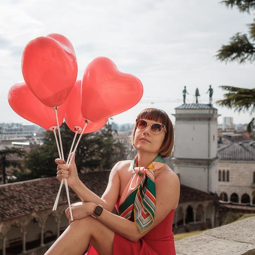 Come indossare il foulard: 5 modi diversi per ispirarsi alle dive con i foulard Ruggiero Bignardi, alessia milanese, thechilicool, fashion blog, fashion blogger
